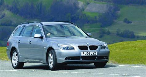 5 Series Touring Image by Bmw 5 Series Touring E61 Estate Car Wagon 2004 2007