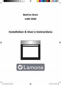 Lamona Single Conventional Oven