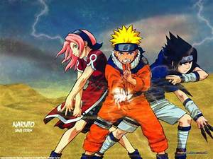Maniacos Por Anime  Naruto