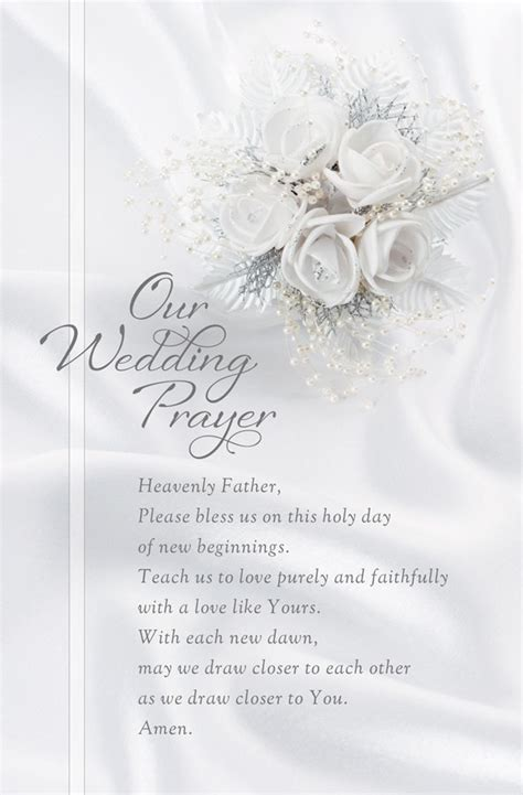 wedding program paper