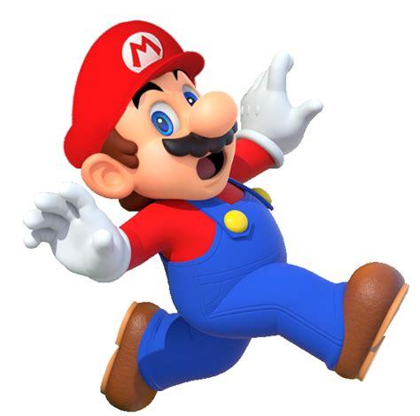 Kaos Mario Bros Mario Artworks 15 mario artwork mario 10 with hat by banjo2015 on