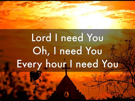 lord i need you by leslie martinez