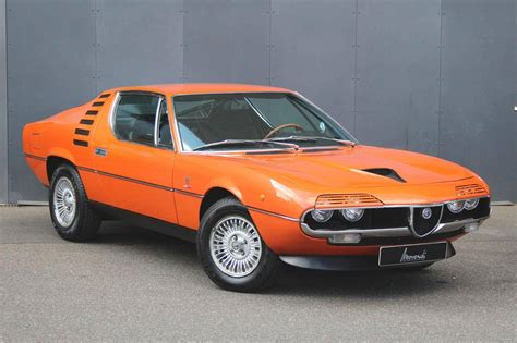 Alfa Romeo For Sale by 1972 Alfa Romeo Montreal For Sale 1926102 Hemmings