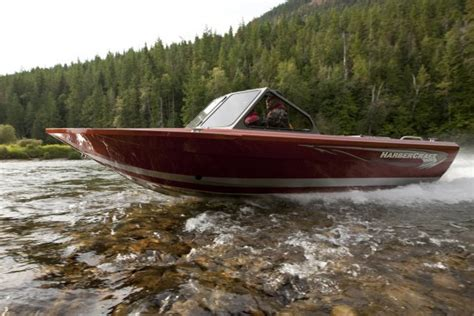 Fast Shallow Water Boats by Research 2012 Harber Craft 1975 Fastwater On Iboats