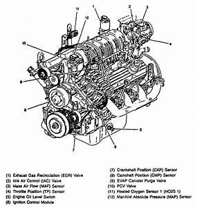 I Have A 1998 Pontiac Grand Prix Gtp  When My Check Engine