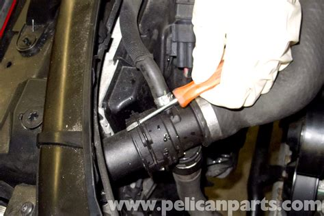 bmw  radiator replacement    pelican