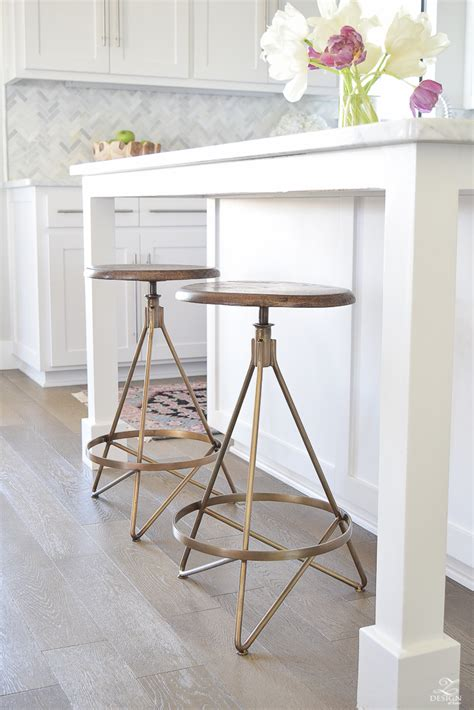 At Home Bar Stools by The Best Modern Farmhouse Bar Stools An Update On Mine
