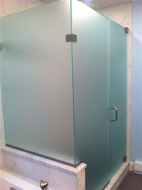furniture bathroom cool frosted glass shower doors