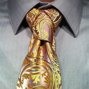 Yesterdays Blogs: Three Exotic Necktie Knots to Try