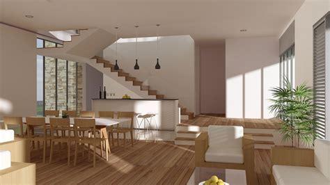 Warm And Modern Interior Design