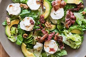 Leckere Rezepte Mit Putenfleisch : low carb avocado ziegenk se salat mit knusprigem bacon ~ Lizthompson.info Haus und Dekorationen