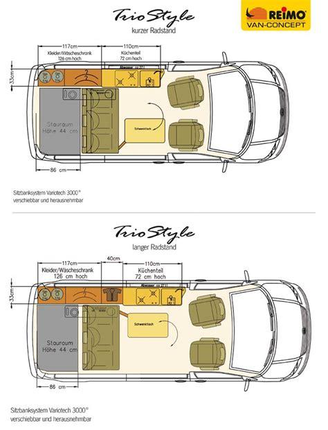 Campingbus Reimo Triostyle Auf Basis Des Neuen Volkswagen