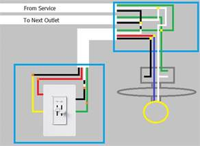 electrical what are the little dots on wiring diagrams home improvement stack exchange