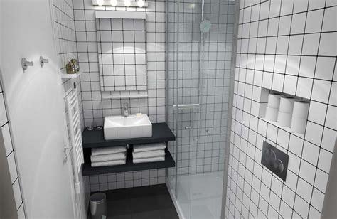 carreau salle de bain l option du carrelage blanc dans la salle de bain styles de bain