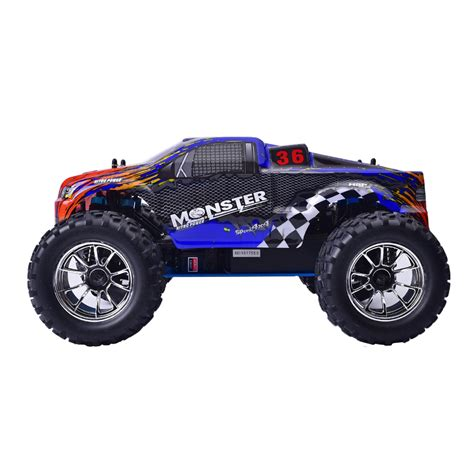 monster trucks nitro 2 hsp 94188 1 10 scale rc car off road 2 4g 4wd monster