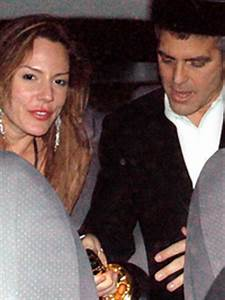 Pictures : George Clooney's Famous Former Girlfriends.
