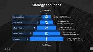 Business Strategy And Planning Powerpoint Templates