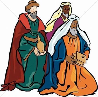 Jesus Birth Clipart Nativity Clip Christ Magi