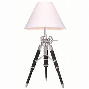 Hampton bay 6275 in black shelf floor lamp af33904 the for Eden 3 light tripod floor lamp chrome