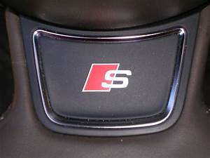 S Line Emblem : how to install s line steering wheel emblem audiworld ~ Jslefanu.com Haus und Dekorationen