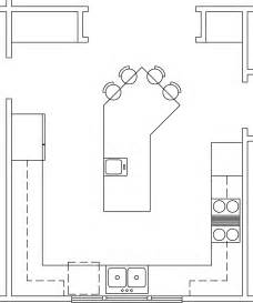 kitchen layout with island kustom home design kitchen trends common kitchen configurations