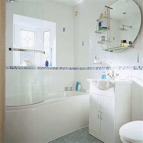 Design Bathrooms by Bathroom Design Ideas White Bathroom