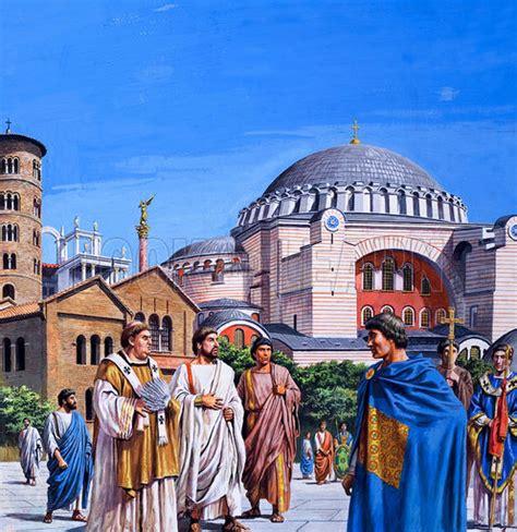Constantinople Byzantine Empire City