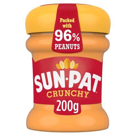 Sun-Pat Crunchy Peanut Butter 200g   BB Foodservice
