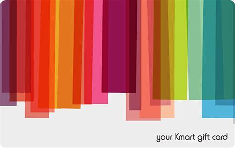 Kmart Gift Card Balance