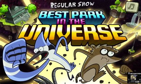 Cartoon Network's Best Park In The Universe Launches On