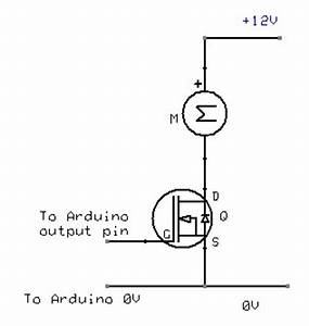 digital pins on arduino function as both positive and With the basic theory of power mosfet