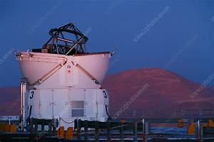 Very Large Telescope, Paranal observatory - Stock Image ...