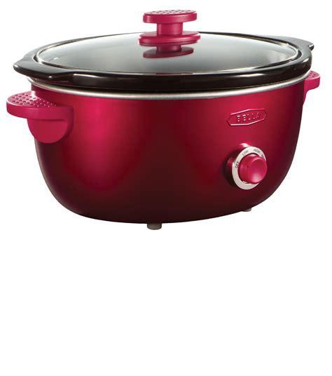 Bella DOTS 6 Qt Slow Cooker  Pink   Appliances   Small