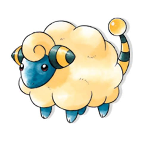 mareep  pokedex pkparaiso pokemon paraiso