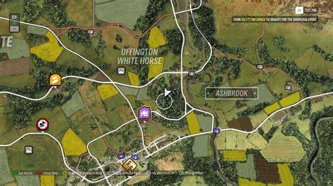 Forza Horizon 4 Barn Find Locations And Seasonal Barn