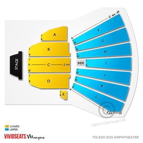 foto de Toledo Zoo Amphitheatre Seating Chart Vivid Seats