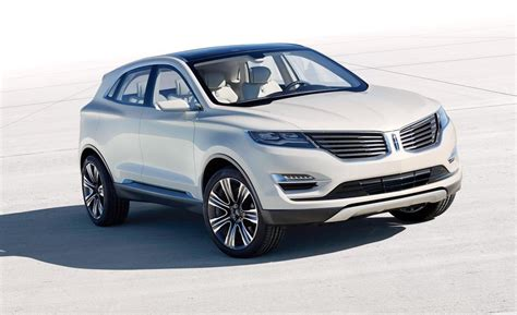 2018 Lincoln Mkc Wallpapers Car Wallpaper Collections