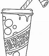 Milk Coloring Carton Printable Clip Getcolorings Pages Getdrawings sketch template