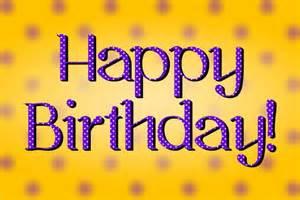 Happy Birthday Professional