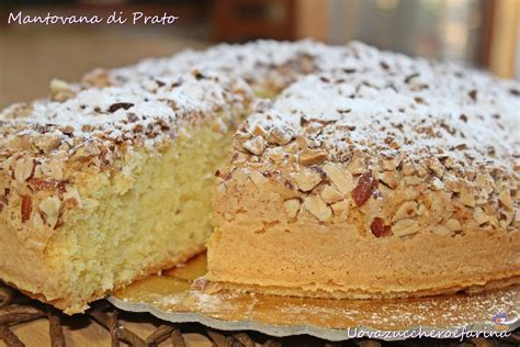 Mantovana Torta Torta Mantovana Di Prato Ricetta Cake Mania Iv Bread