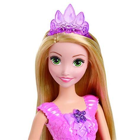 doc mcstuffins home disney princess tangled gem hair styler rapunzel doll