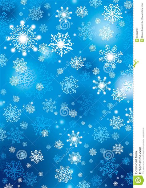 Blue Snowflake Background by Snowflakes Background Stock Photo Image Of Blue Winter