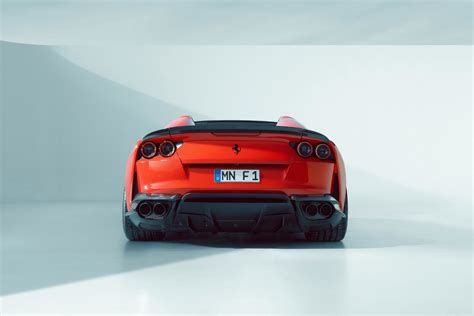 The kit also includes a new set of novitec f10 wheels that. Novitec Reveals 840hp Ferrari 812 GTS - GTspirit
