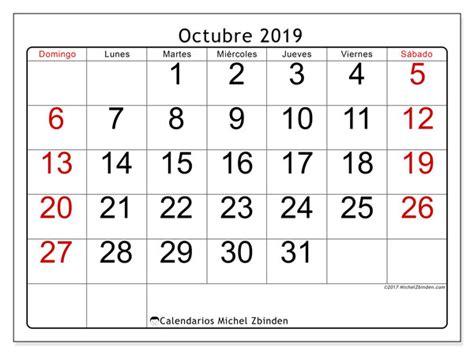 calendarios octubre ds michel zbinden es