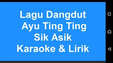 Free Download Lagu Ayu Ting Ting Alamat Palsu Mp3