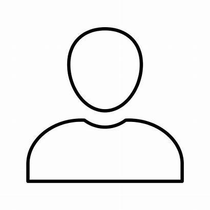 Admin Icon Profile Roles Line Vector Person