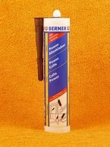 Ms Polymer Kleber : 290ml power alles kleber ms polymer hybrid braun berner gp 53 97 l ebay ~ Orissabook.com Haus und Dekorationen