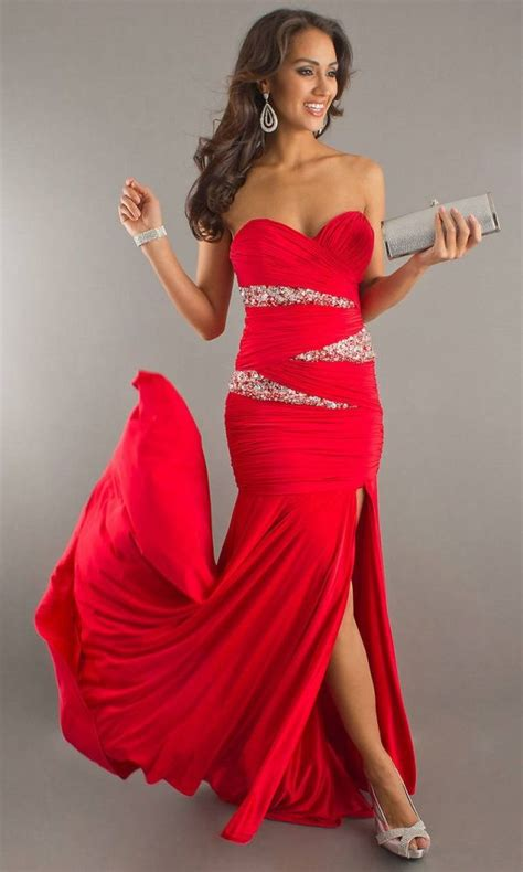 Awesome Red ball gowns with sleeves 2017-2018 Check more ...