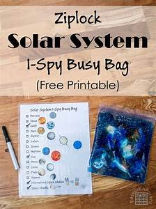 Planets, Busy bags and Solar on Pinterest
