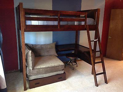 bed with built in desk beds built ins and costco on pinterest
